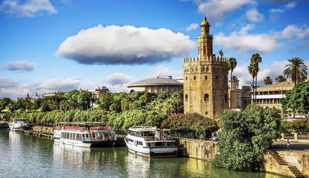 Pied-à-terre idéal au cœur de Seville