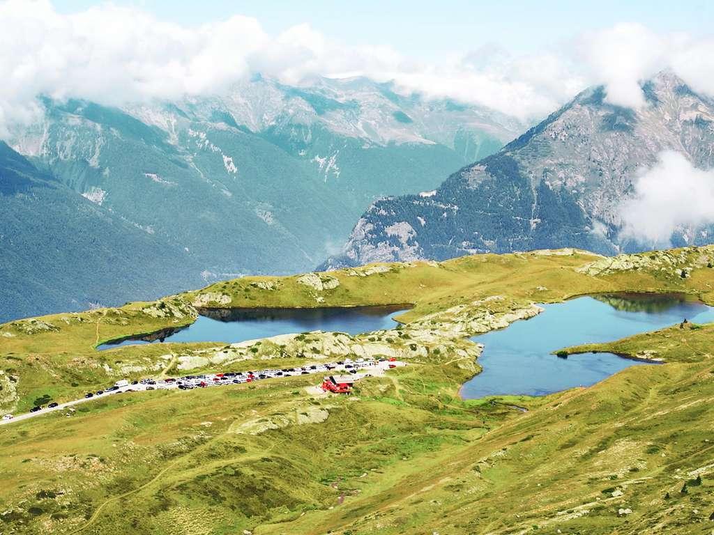 Séjour Ski Alpes - Cadre chaleureux au pied des montagnes  - 3*