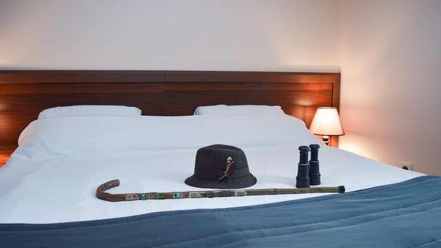 Hotel Le Saint-Hubert