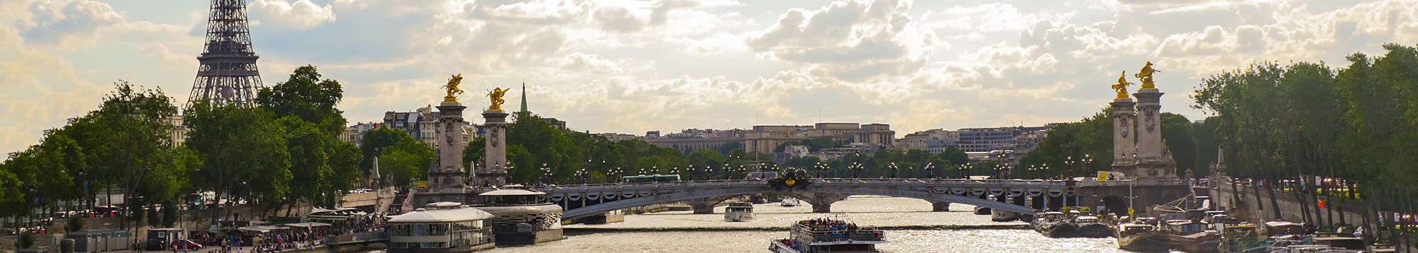 Week-end et séjour A nous deux Paris