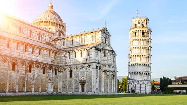 Romantisch weekendje in Pisa in Lovely Room in het stadscentrum