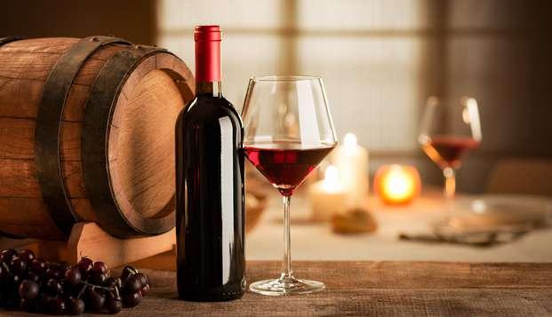 Séjour au cœur de Lyon avec vin de la région (à partir de 2 nuits)