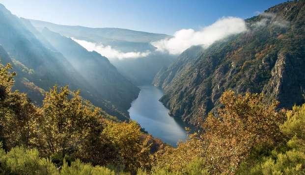 Descubre la belleza natural de los paisajes que rodean un Monumento Histórico Artístico