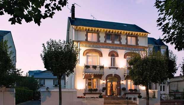 Séjour de charme au coeur de Deauville