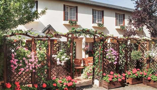 Séjournez dans une maison typiquement Deauvillaise !