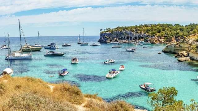 Escapada con Media Pensión en Sa Coma, Mallorca