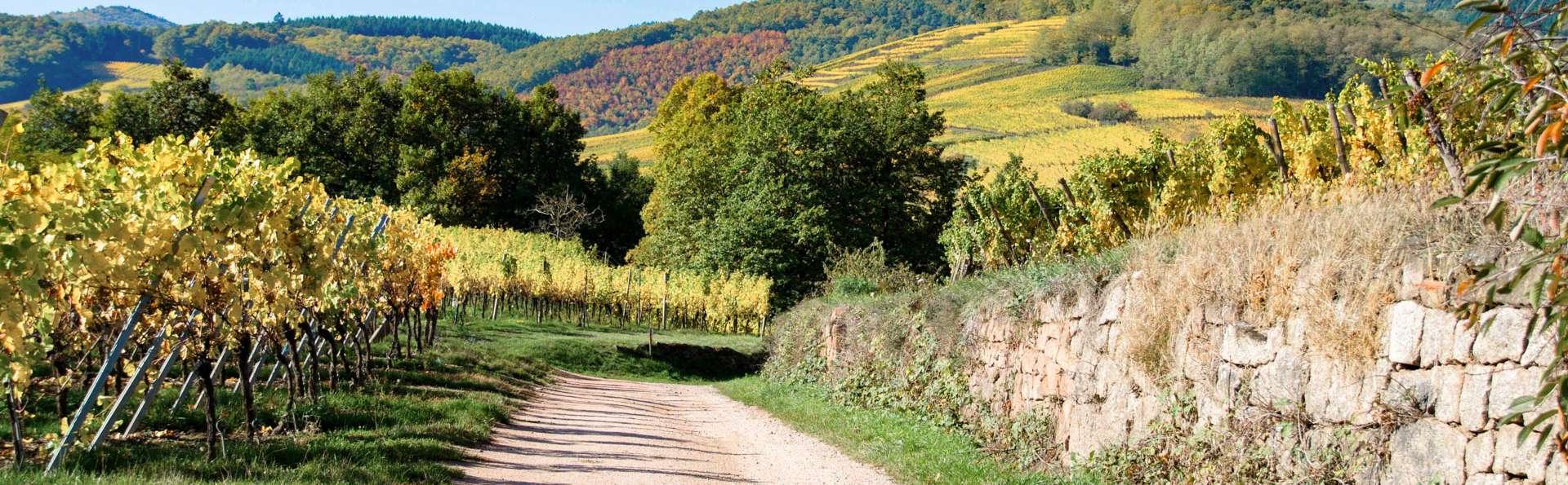 Escapade romantique en Alsace