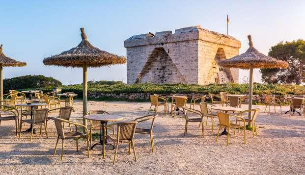 Vacances d'été en demi-pension à Cala Millor, Majorque