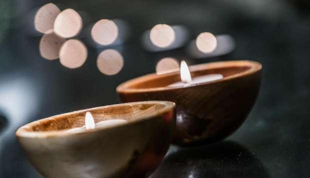 Romantisme et détente à Majorque : cava, spa et cadeaux gourmands