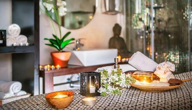 Escapade détente avec accès au spa et massage inclus