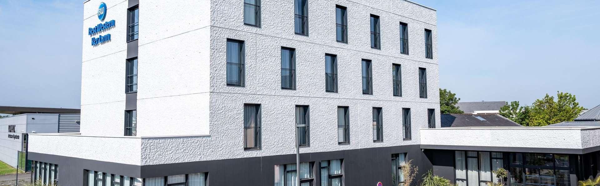 Best Western Hôtel Ker Lann - EDIT_FRONT_01.jpg