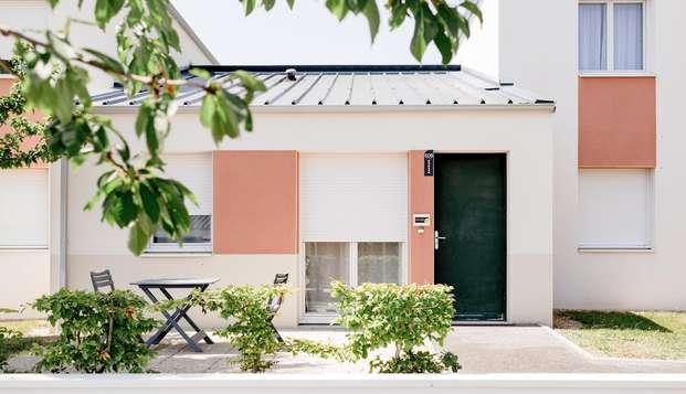 Week-end en appartement à Nantes
