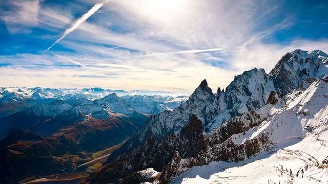 Séjour au cœur des montagnes