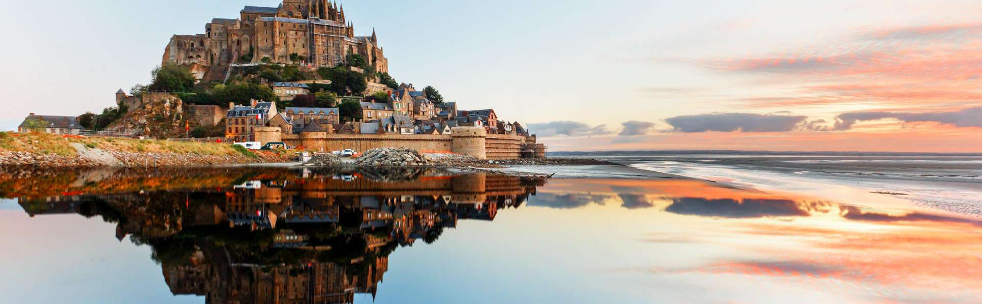 Week-end romantique dans la Baie du Mont-Saint-Michel