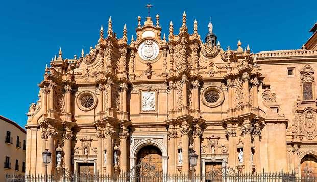 Escapada con desayuno y Spa a un paso de la Catedral de Guadix, Granada (desde 2 noches)