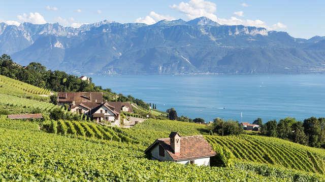 Venez faire le plein d'air frais à côté de Genève !