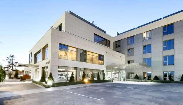 Alojamiento ideal cerca de Madrid