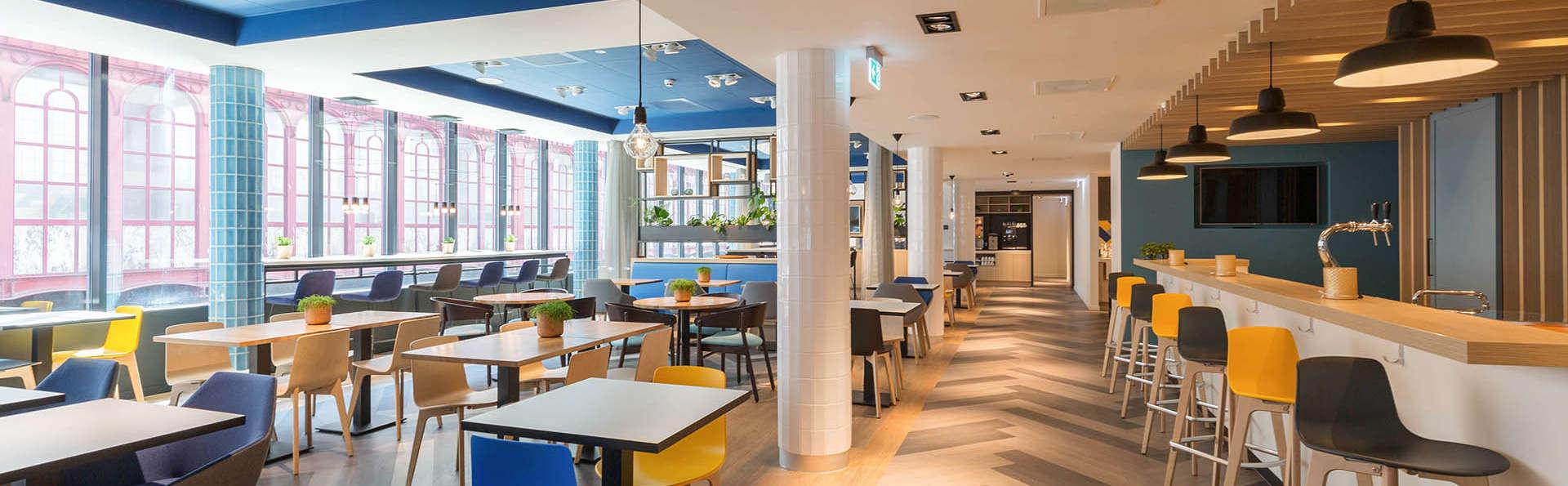 Hampton by Hilton Antwerp Central Station - ANRCS_BarRestaurantArea2.jpg