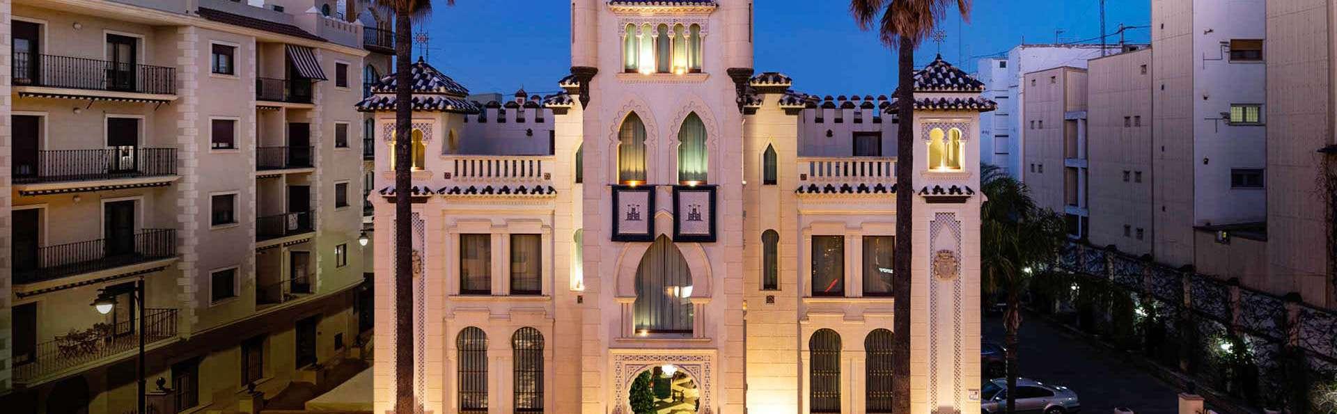 Charmante escapade dans un hôtel de style Néo-mudéjar près de Pou Clar
