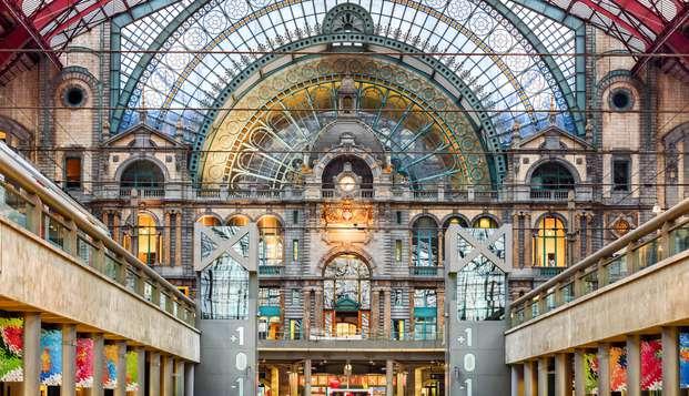 Passez deux nuits luxueuses dans le centre historique d'Anvers en savourant une bonne bière