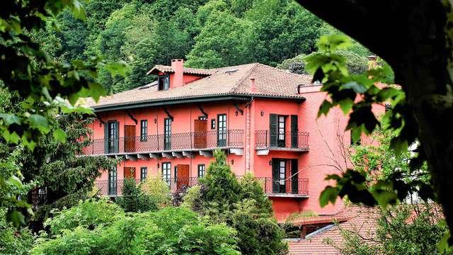 Escapada con encanto a orillas del río Bidasoa en un edificio del siglo XVIII