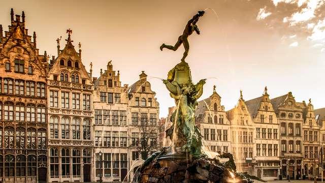 Luxe en onafhankelijkheid in het centrum van Antwerpen