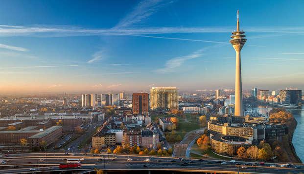 Alojamiento ideal cerca de Dusseldorf