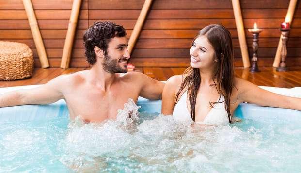 Weekend Romantico in Salento: 2 giorni con cena romantica, spa e sconto per trattamenti
