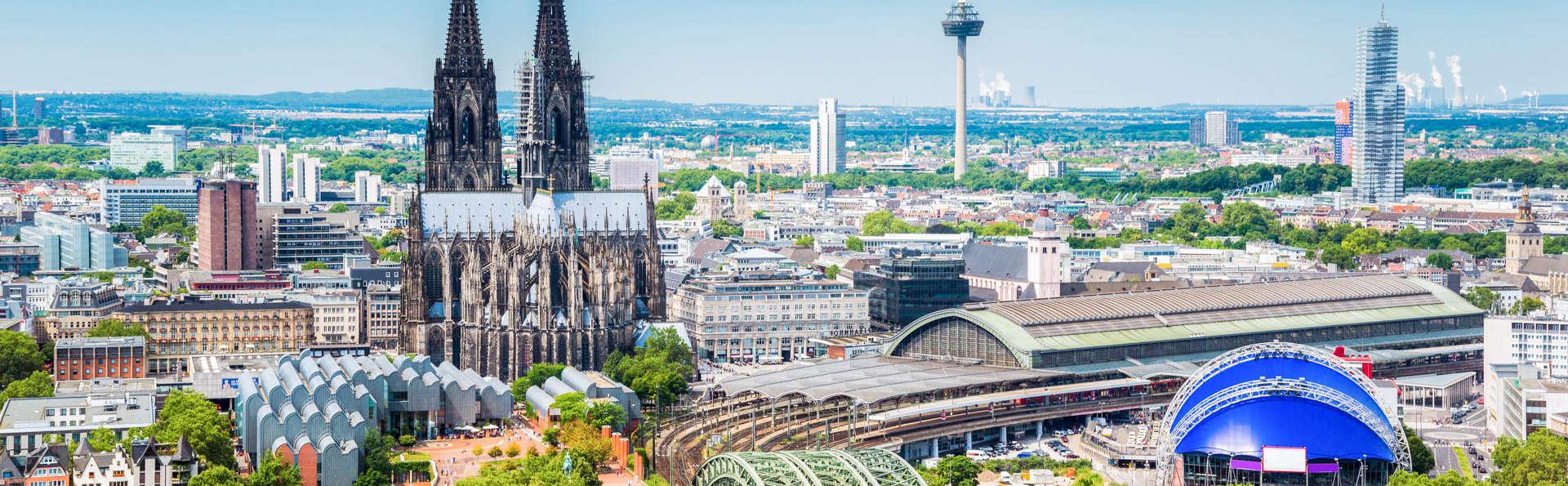 Découvrez Cologne