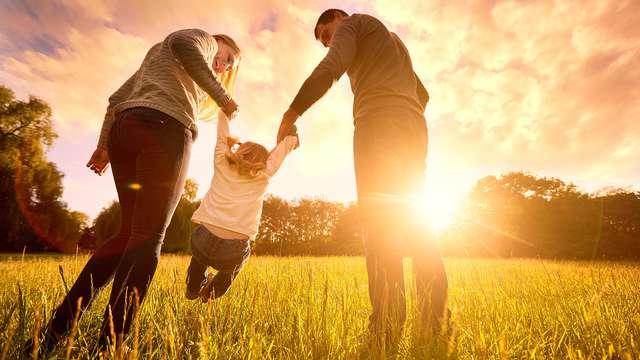 Déconnectez-vous de votre routine quotidienne dans un hôtel familial à La Massana