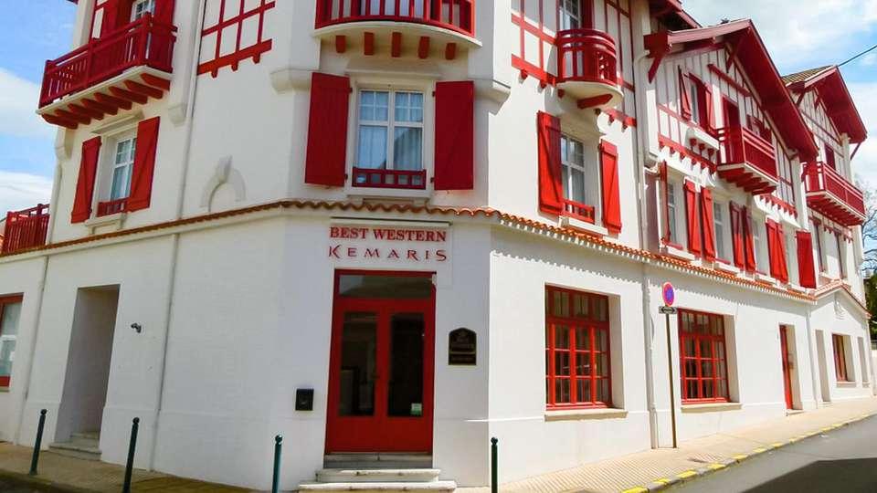 Hôtel Best Western Kemaris - EDIT_FRONT_01.jpg
