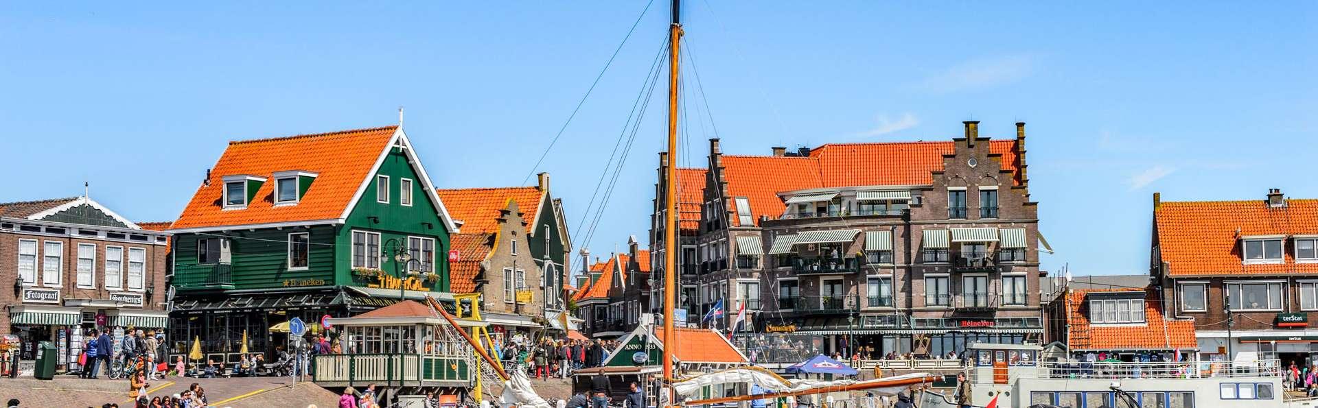 Escapade de rêve dans la ville la plus charmante des Pays-Bas : Volendam