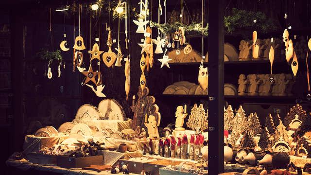 Escapade détente et marchés de Noël dans la ville lumière