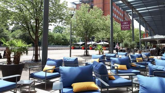 Hotel Crowne Plaza Lyon Cite Internationale