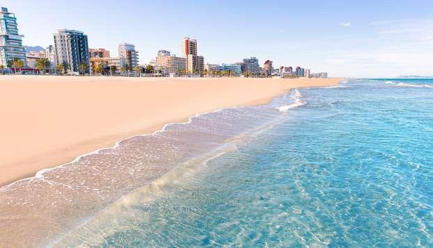 Escapada a la Costa Valenciana para disfrutar del sol y del mar