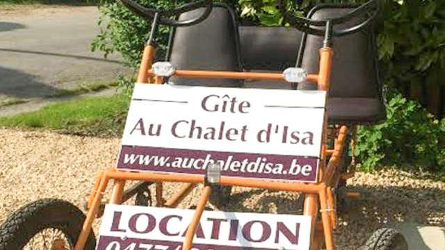 Au Chalet d Isa
