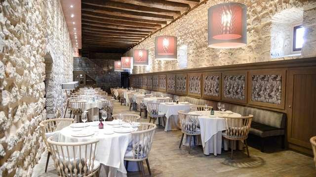 Dîner et relaxation dans un monastère 5* du XIIe siècle à Valbuena de Duero