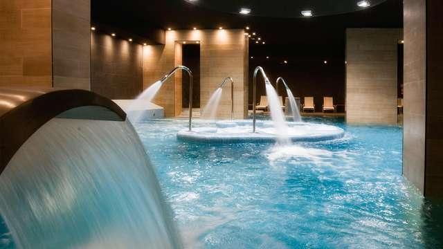 Escapada Relax con acceso a las aguas termales en Burgo de Osma