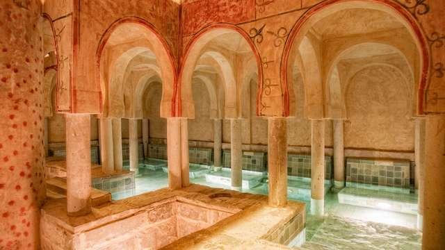Hoteles Inolvidables: Escapada Relax con Circuito de Contrastes en un convento balneario del s.XVI