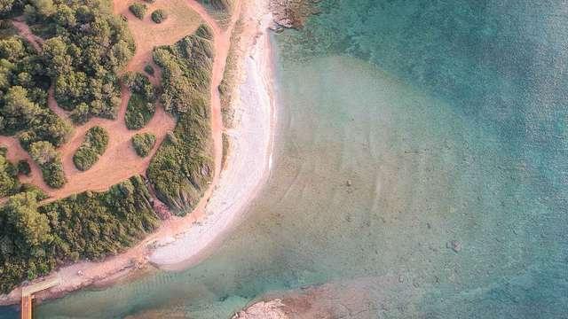 Escapada evasión en un rincón del paraíso en Mallorca con vistas al mar, yoga