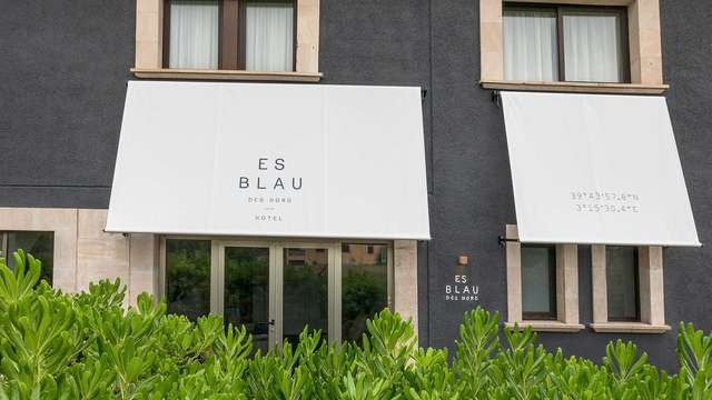 Es Blau Des Nord Hotel