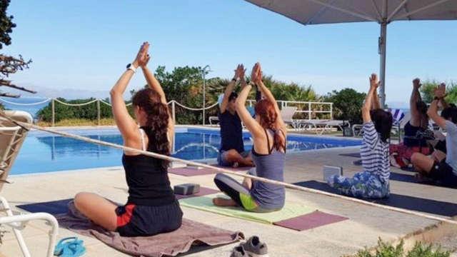 Escapade détente avec petit-déjeuner et séance de yoga à Majorque