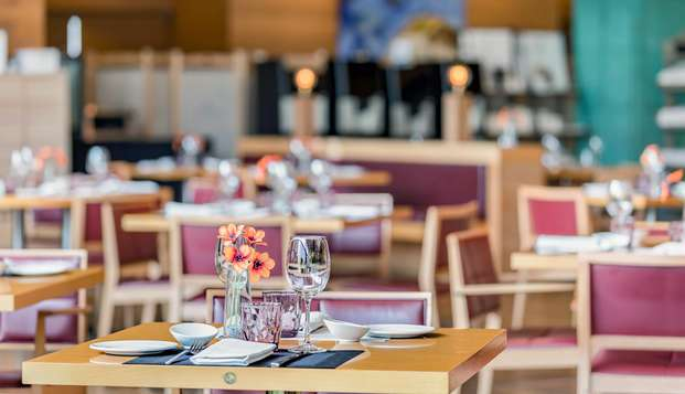 Escapada con Cena Gastronómica en Barakaldo, a pocos minutos de Bilbao (desde 2 noches)