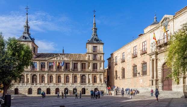 Descubre los lugares más atractivos de Toledo en una visita guiada con museos incluidos