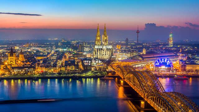 Ideaal optrekje in het hart van Köln
