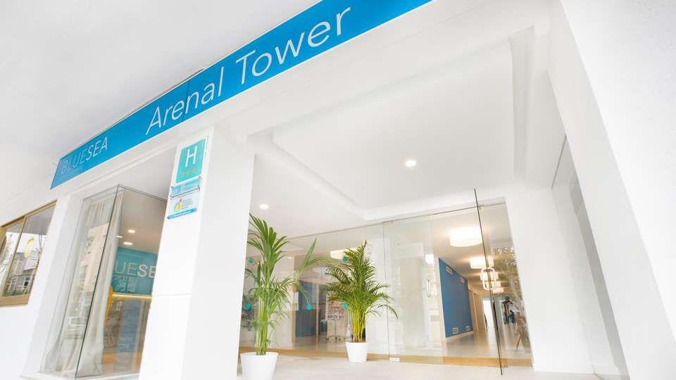Blue Sea Arenal Towers (Adults Only) - EDIT_FRONT_01.jpg