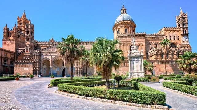 Vacaciones fantásticas en Palermo (desde 2 noches)