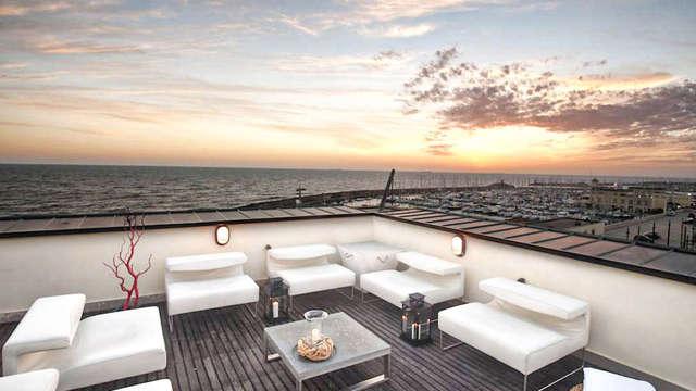 Vacanza a Ostia Lido in posizione fronte mare con colazione inclusa!