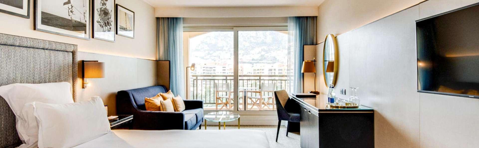 Week-end en chambre deluxe à Monaco
