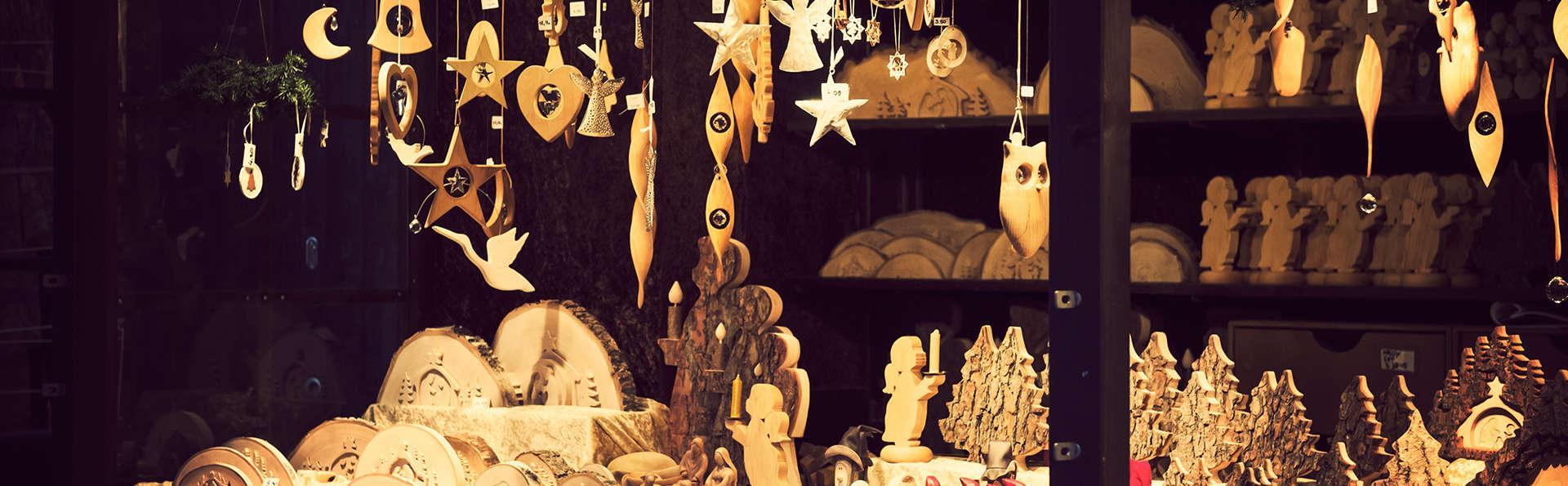 Séjour féerique au marché de Noël de Lille